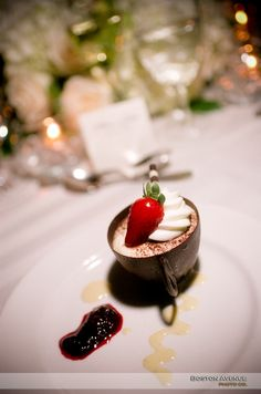 how decadent!! Rose Water, Quick Meals, Panna Cotta, Ethnic Recipes, Boston, Food, Style, Fast Meals, Dulce De Leche
