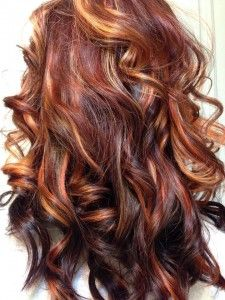 do blonde Ombré, Balayage, or Ecaille? Know the difference. Looks Style, Looks Cool, Hair Color And Cut, Auburn Hair, Hair Affair, Hair Highlights, Fall Hair, Hair Today, Hair Dos