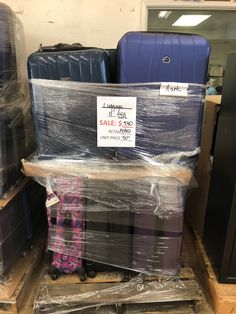 360d8462ac 123 Liquidation   Online Wholesale Liquidations Stores In USA. Luggage Sale