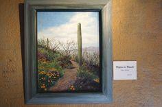 #NationalHistoricDistrict #DeGrazia #Artist #Ettore #Ted #GalleryInTheSun #ArtGallery #Gallery #Adobe #Architecture #Tucson #Arizona #AZ #Catalinas #Desert #LittleGallery #Exhibition