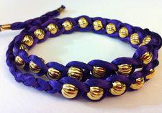 Embellished Wrap Bracelets : Image 1 of 2