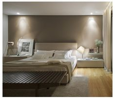 An easy and easy method to alter the expression of your bedroom is to switch the comforter collection Interior, Home N Decor, Home Bedroom, Bedroom Design, Luxurious Bedrooms, Bedroom Inspirations, Modern Bedroom, Remodel Bedroom, Interior Design