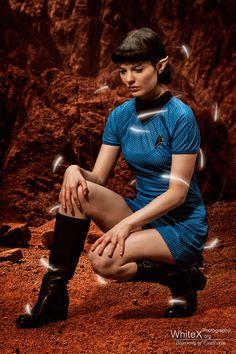 Energise! [Fem! Spock Star Trek] by Blossom-of-Faelivrin on DeviantArt