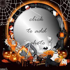 HAPPY HALLOWEEN Halloween Frames, Happy Halloween, Decor, Picture Frame, Halloween Picture Frames, Decoration, Decorating, Deco