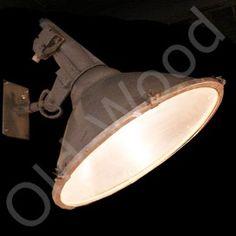 Industrial Stadium lamp