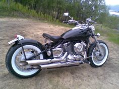 Image result for yamaha v star 650 bobber