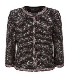 St. John Bouclé Cardigan available to buy at Harrods. Shop designer women's fashion online and earn Rewards points.