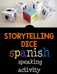 3 Spanish Speaking Activities: Get Your Students to Speak! - ✿ More inspiration at http://espanolautomatico.com ✿ Spanish Learning/ Teaching Spanish / Spanish Language / Spanish vocabulary / Spoken Spanish / Free Spanish Podcast / Español Automatico ✿ Share it with people who are serious about learning Spanish!