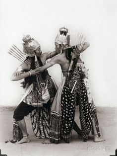 Javanese Dancers Photographic Print at AllPosters.com
