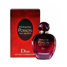 Hypnotic Poison Eau Secrete от Christian Dior #ChristianDior  Дом моды Dior – это воплощение стиля и элегантности. Если у женщины нет платья или аромата от Dior, ей гораздо сложнее быть стильной и привлекательной. Аромат Christian Dior Hypnotic Poison Eau Secrete может стать секретным оружием роковой привлекат