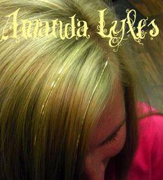 Hair Tensil  Hair Done By: Amanda Lyles, Lebanon, Indiana www.vagaro.com/rinse