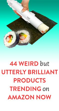 44 Weird But Utterly Brilliant Products Trending on Amazon Now