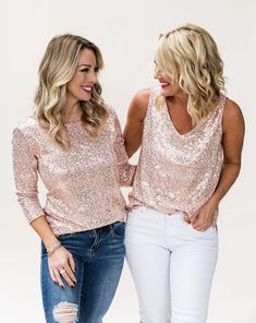 e62e9b723 Gibson x Glam sequin top Gone For Good, Thanksgiving Outfit, Sequin Top,  Holiday