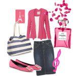 Pink and Cheetah - Polyvore