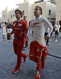 Seb and Antti