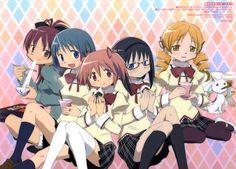Madoka Magica @ Anime Central 2012