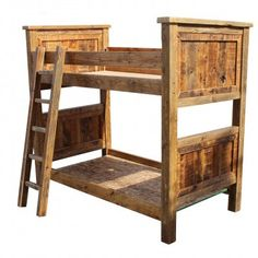 20 Best Rustic Bunk Beds Images On Pinterest Rustic Furniture