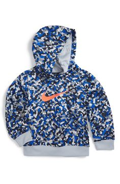Nike 'KO 2.0' Therma-FIT Pullover Hoodie (Toddler Boys & Little Boys)