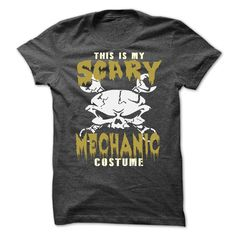 (Cool Discount) scary mechanic at Tshirt Army Hoodies, Tee Shirts