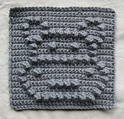 Ravelry: Hippo Bobble Chart pattern by Kari Philpott