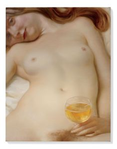 John Currin Talks X-Ray Vision and X-Rated Art (and Sits for a Photo B | GQ