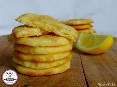 Lágyan roppanós citromos kekszek | HahoPihe Konyhája - Receptneked.hu Paleo Recipes, Snack Recipes, Snacks, Paleo Food, Cookie Desserts, Cookie Recipes, Hungarian Recipes, Hungarian Food, Coco
