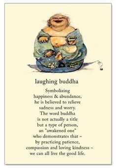 Laughing Buddha meaning