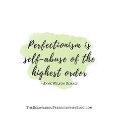 Perfectionism is self-abuse of the highest order. Quotes To Live By, Love Quotes, Inspirational Quotes, Health And Wellbeing, Mental Health, Life Satisfaction, Anxiety Quotes, How To Stop Procrastinating, Self Quotes