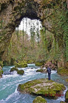 Photos from Ioannina: Το Θεογέφυρο στο Λίθινο Ιωαννίνων