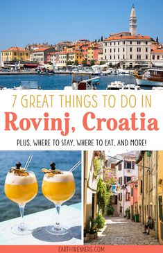 Rovinj, Croatia Travel Guide: best things to do, where to stay, where to eat, and how to get here. #rovinj #croatia #istria #travel