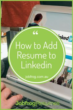 How to Add Resume to Linkedin #linkedin  #instagram  #facebook  #tinder  #socialmedia  #marketing