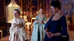 Sex talk. Beauty. Plotting. Outlander Season 2 | A Dram of Outlander