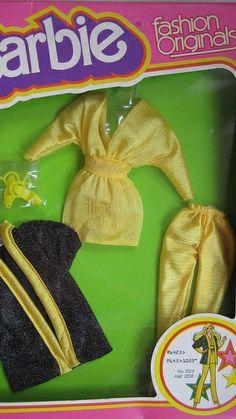 1979 Barbie Fashion Originals #1023