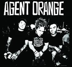 Bildergebnis für agent orange band