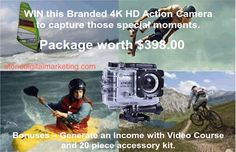 SDM-Action Camera Comp
