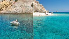 11 νέες ειδικές σελίδες στο Discover Greece, αποκαλύπτουν τους κρυμμένους θησαυρούς του Αιγαίου! Beaches, Greece, Boat, Outdoor Decor, Travel, Life, Style, Greece Country, Swag