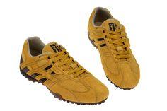 Geox Snake Schuhe gelb biscuit (U4207K 000KZ C5046)