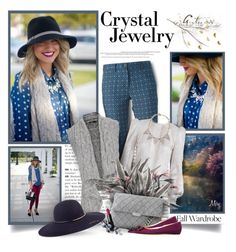 """""""Crystal Jewelry"""" by thewondersoffashion ❤ liked on Polyvore featuring moda, Andrea, Milano Parigi, Zimmermann, maurices, STELLA McCARTNEY, Casadei, Reiss, Lulu Frost i NARS Cosmetics"""