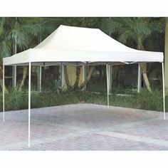 ShelterLogic 10 x 15 Pro Series Pop Up Canopy - 150 square-feet of coverage that can be carried over your shoulder! It's not make-believe, it's the fold-out ShelterLogic 10 x 15 Pro ...