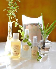 Rise and shine to a collection that awaken your spirit with sultry botanical notes and creamy butters.  Start your selfcare sunday with our lavishing products made for head to toe.  Transform your facial regimen with a exhilarating Mint Cucumber Face Wash. Wake your senses and kick pesky redness and acne goodbye with powerful tea tree and orange peel.  Seal in the freshness with a Basil Lavender Rejuvenating Toner. Each spritz delivers revitalizing propert #BeautyRoutineChecklist Cucumber For Face, Cucumber Beauty, Beauty Hacks Skincare, Skincare Routine, Blusher Tips, Beauty Routine Checklist, French Beauty Secrets, Skin Care Routine Steps, Beauty Tips For Teens