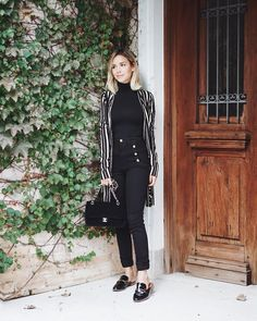 """11.7 m Gostos, 65 Comentários - Luisa Accorsi (@luisa.accorsi) no Instagram: """"basic chic ❤️ e o tanto que estou apaixonada pelas calças @damyller?! Vestem MUITO bem! #looksdaluli"""""""