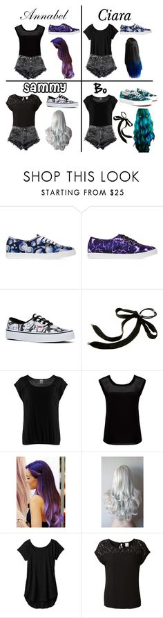 """""""I Need A Dokter"""" by julia-adams-sos ❤ liked on Polyvore featuring Vans, Colette Malouf, Vero Moda, Forever New and Pink Lotus"""