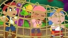 Jake and The Neverland Pirates Full Episodes In English 2014 Part 7