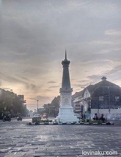 Monumen Tugu Jogja