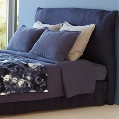 Headboards Home & Furniture Cosy Bed, Am Pm, Decoration, Home Remodeling, Comforters, Throw Pillows, Blanket, Interior Design, Furniture