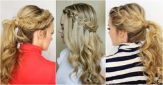12 Hairstyles for the 4th of July