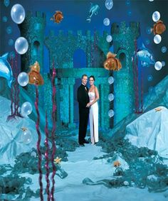 under the sea dance themes | Use Your Imagination to Create Under the Sea Prom Theme