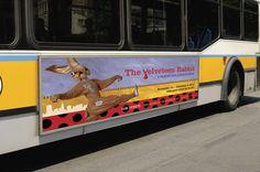 ODC Velveteen Rabbit 2012 Bus Queen