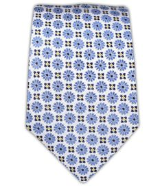 Wallflower Necktie in Light Blue, $15 at www.TheTieBar.com