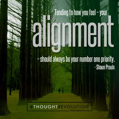Alignment – A Game-Changer